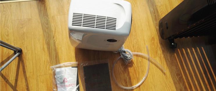 那些南方人必备的家用小电器:Deerma 德尔玛 DEM-DT20C 除湿机